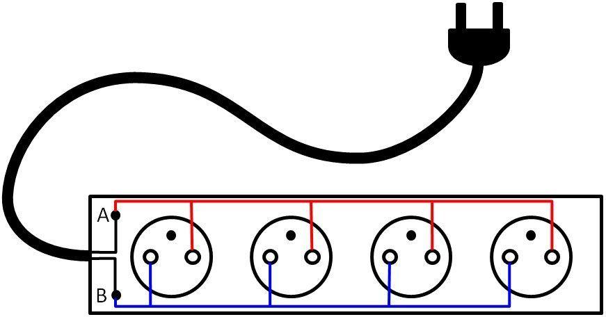 les circuits lectriques en courant continu site de sciences physiques de m bernon. Black Bedroom Furniture Sets. Home Design Ideas